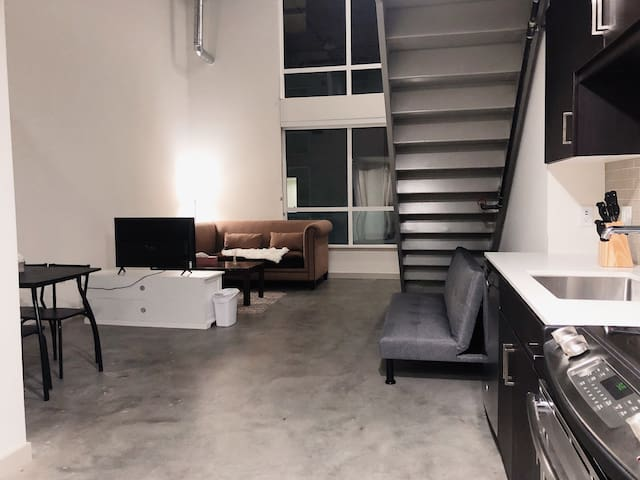 ❤️FREE PARKING in DTLA w/ Modern Entire LOFT❤️