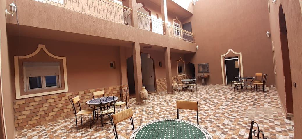 Chez Ousaadi apartement for Rent
