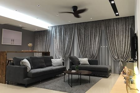 Designer Comfy Room at Cheras - Cheras 9 Miles