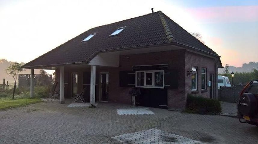 Heerlijk genieten in Drenthe - Stuifzand - House