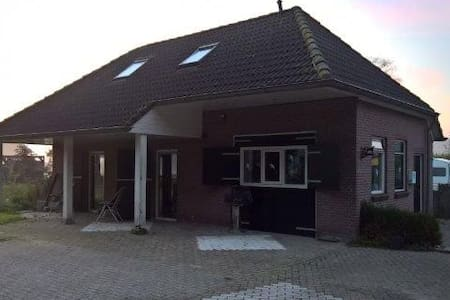Heerlijk genieten in Drenthe - Stuifzand - Casa