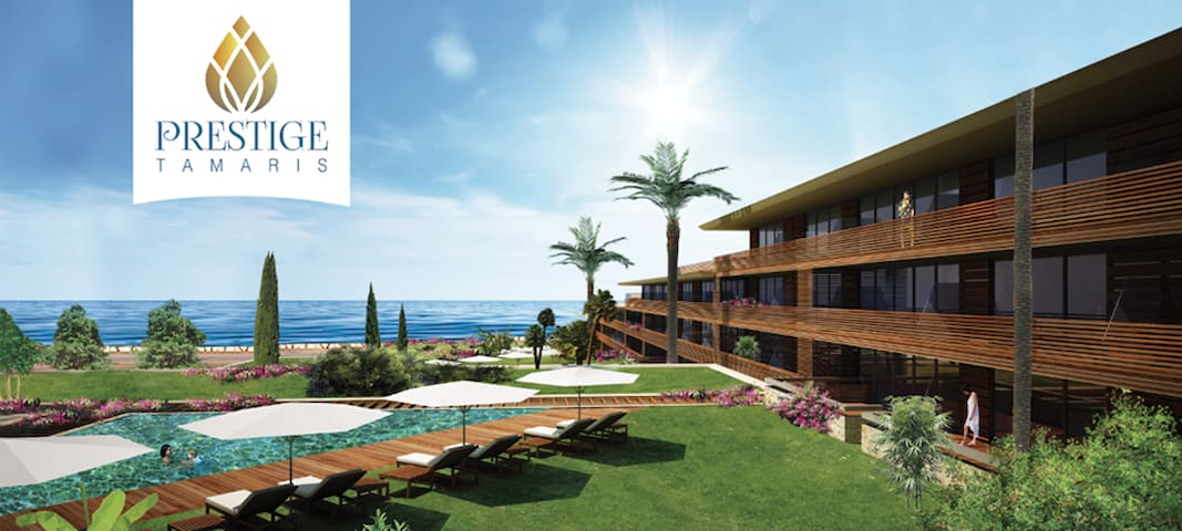 RESIDENCE LUXUEUSE SECURISE FACE OCEAN -CASABLANCA