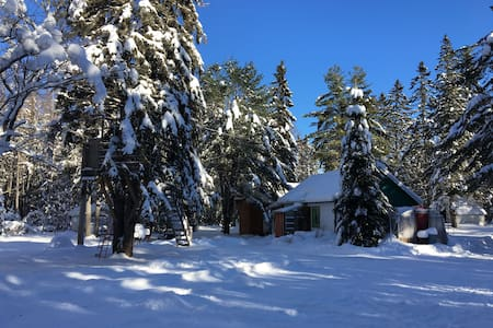 Chalet at St-Joseph Lake, 40 min. from Old Quebec - Fossambault-sur-le-Lac