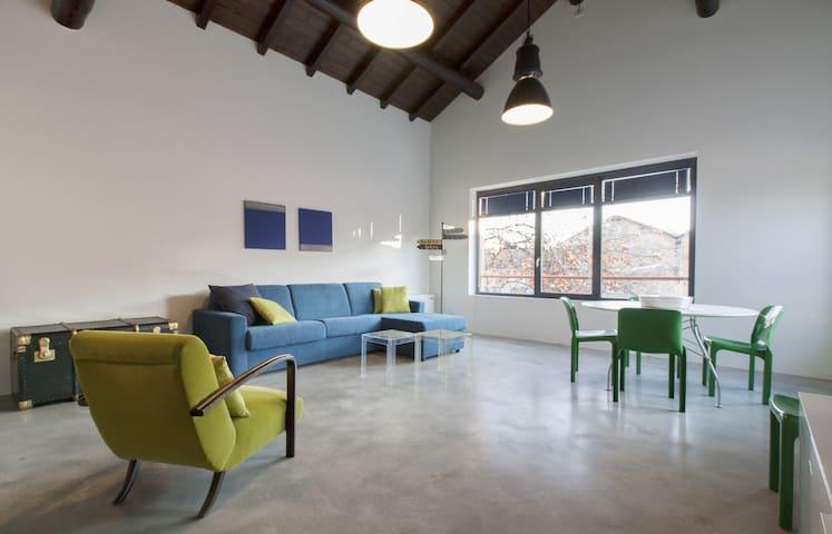 Oltrepo, vini, terme, arte e storia - Rivanazzano - 公寓