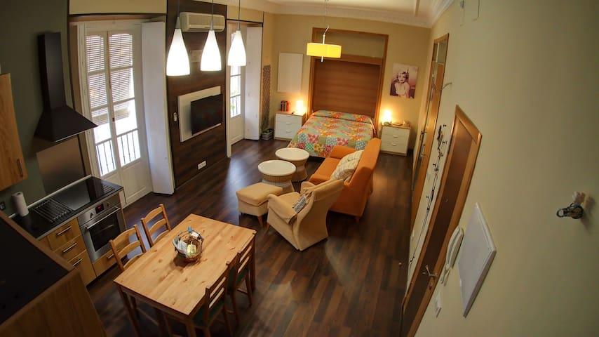Apartamento Loft en Cádiz centro. !FANTÁSTICO!