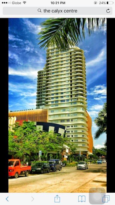 The Calyx Centre Condominiums