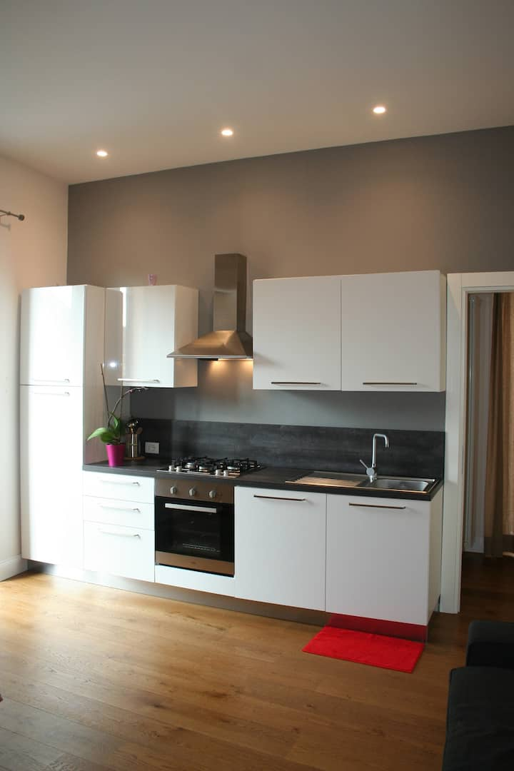Agrigento apartment