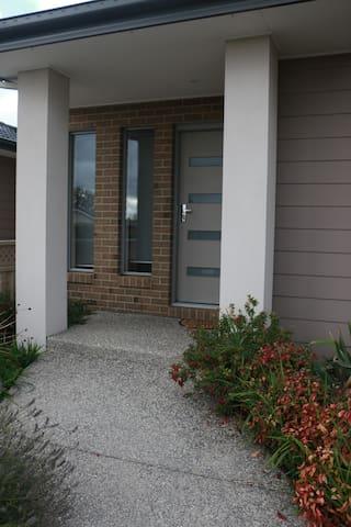 Entry (Main Door)