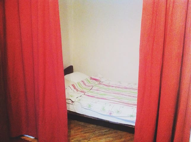 sleepbox in my one-room flat - Vsevolozhsk - Apartamento