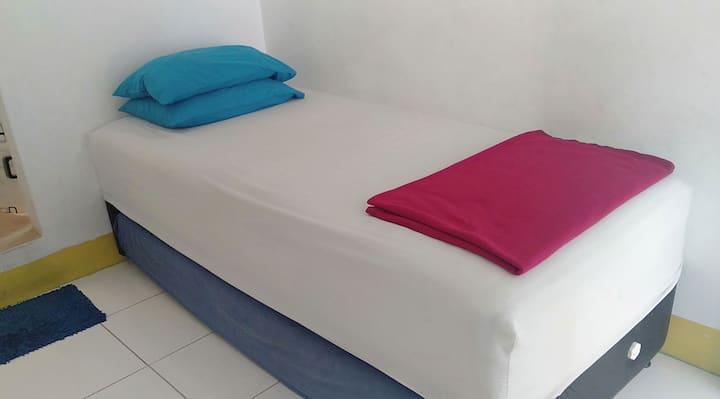 Double Bed Fan