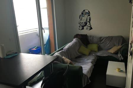 Fêtes maritime: Appartement T2 plein centre Brest - Brest - Lägenhet