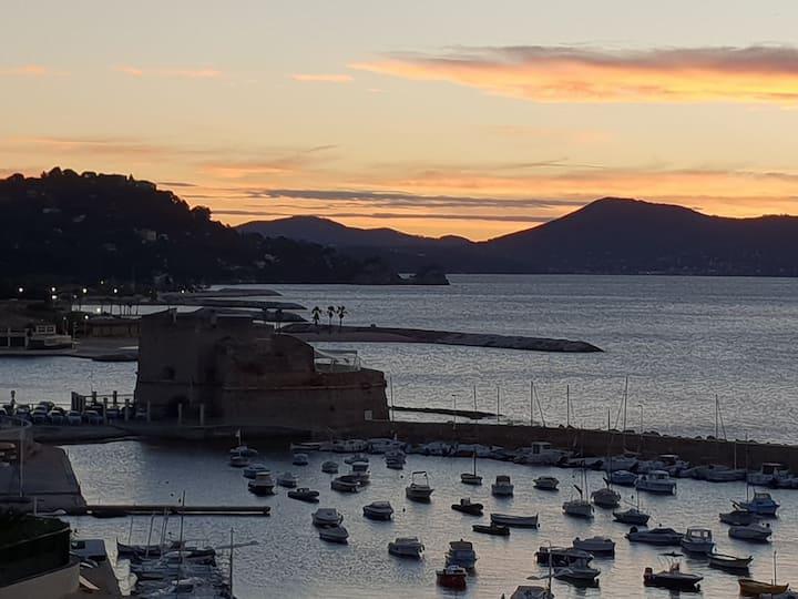 Exceptionnel ! Dans l'eau - Inclus balade Toulon