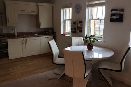 Riverside city centre apartment - Shrewsbury - Huoneisto