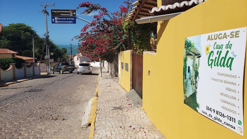 Casa da Gilda | Faça tudo a pé | Praia & Broadway