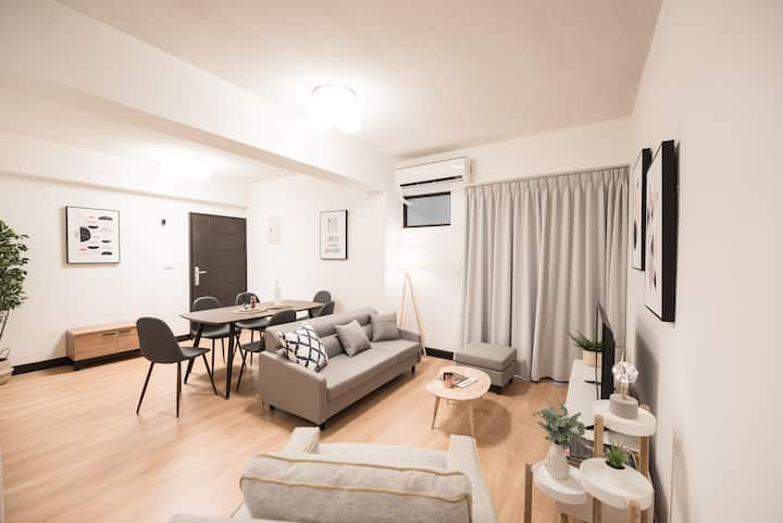 [DN5]  5min MRT XinyiAnhe 3 bed apartment