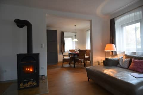 Ruhiges Ferienhaus in der Nähe von Bamberg