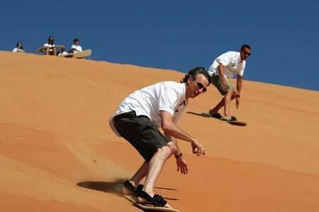 Merzouga Desert lodge - Merzouga