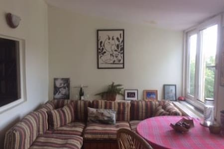 Spacious and cozy flat in the heart of Kadıköy