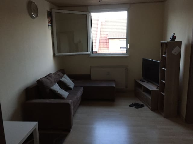 Private room in a fully furnished apartment - Mannheim - Byt
