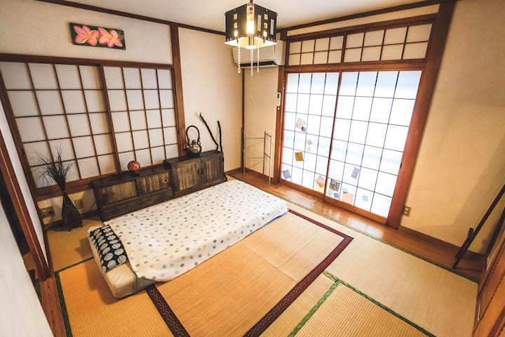 Cozy Japanese style room