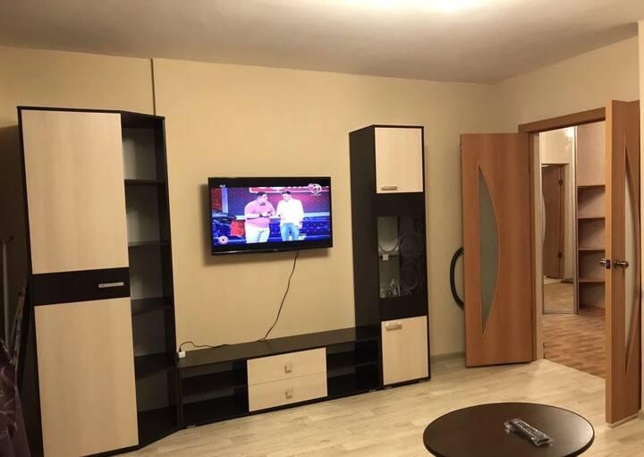 1-ая квартира, 41 м², 5\9 эт.