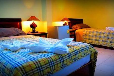 B1 guesthouse - Twin room - Mueang Chiang Mai District