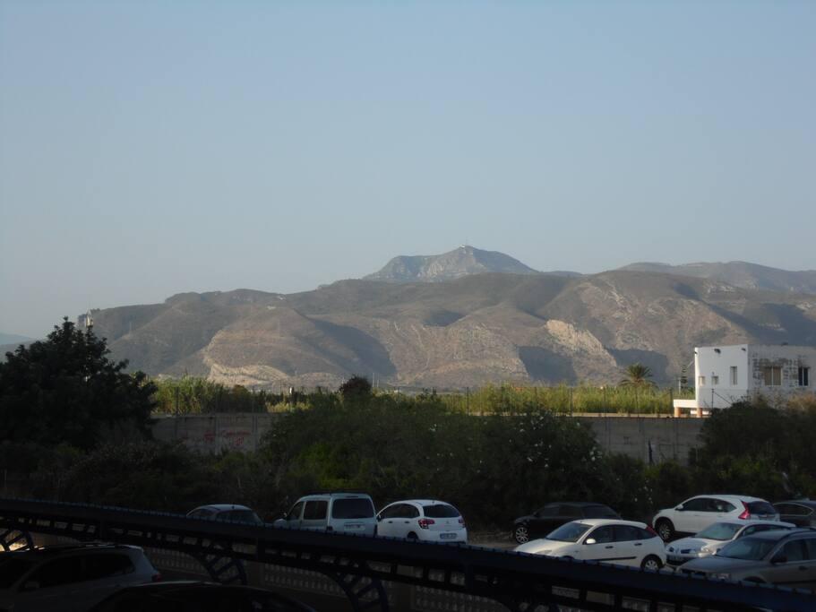 Entre montaña