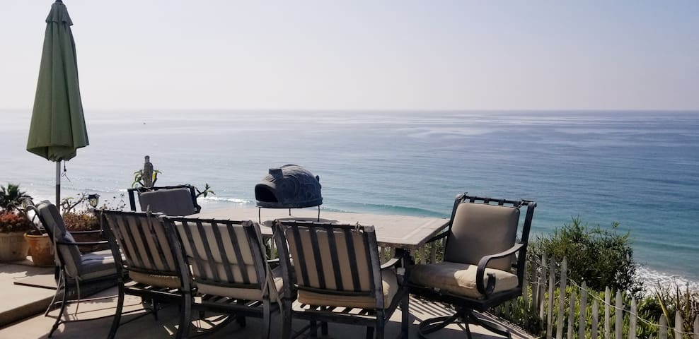 Ocean Front with BBQ (soon)