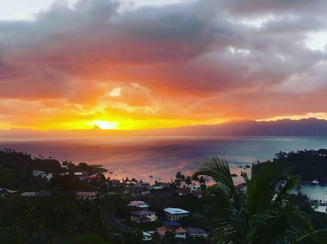 Sunset Villa  With sensational Views