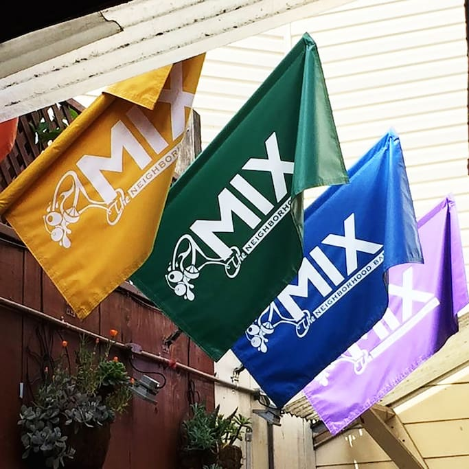 Photo of The Mix in The Castro
