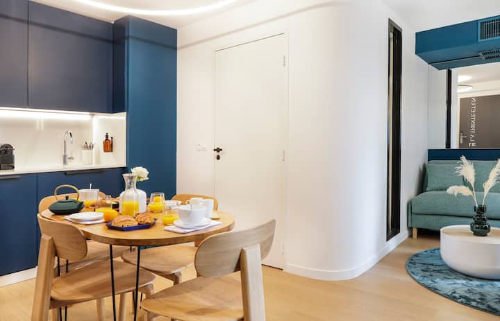 Beauquartier Grands Boulevards - Le Bel Appartement 31