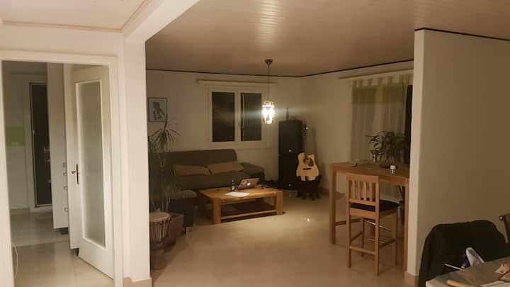 Guestroom ...lake of lucerne...