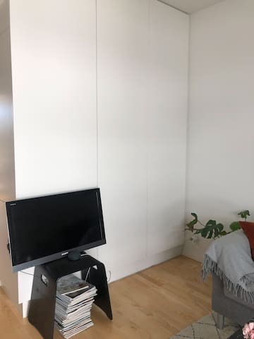 Studioapartment - Perfect for exchangestudents