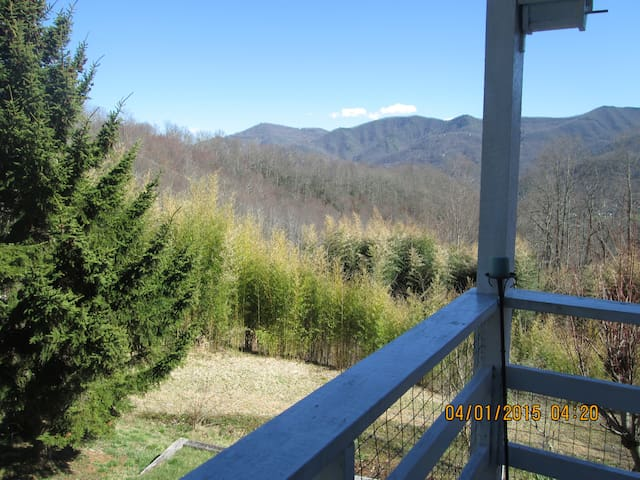 Owl Vacation Home-Incredible Views-Sleeps 7-Hottub