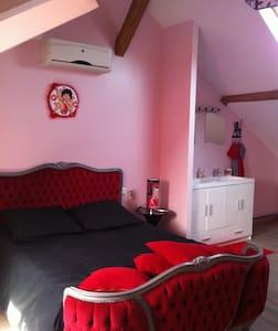 le petit manoir chambres d'hôtes betty - Farceaux - Dům pro hosty