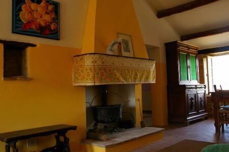 Accogliente casa di campagna - Appartamento