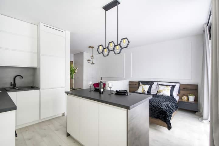 Good Time Apartment in Warsaw