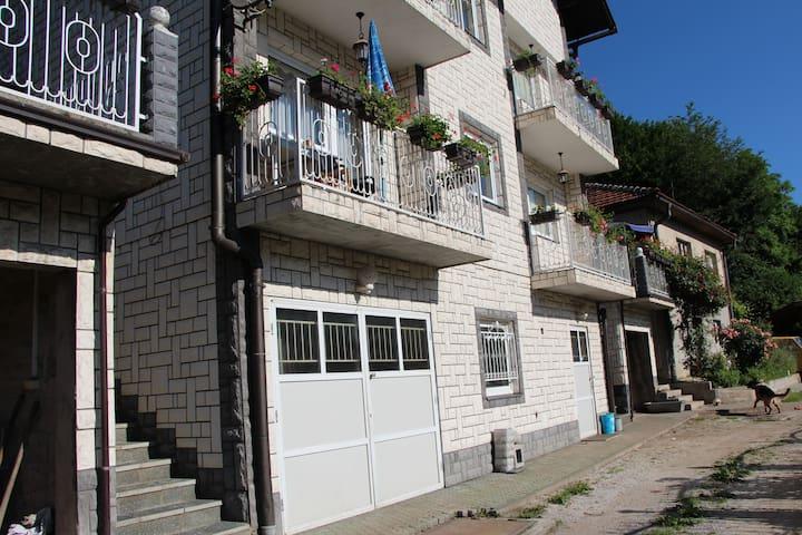 Oaza mira, cijeli stan sa posebnim ulazom - Sarajewo - Dom