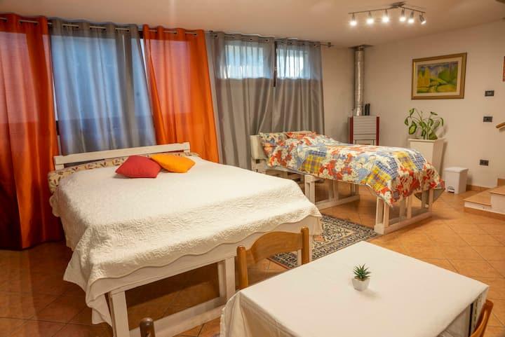 Camera per 3 ospiti a 3 km da Castelfranco veneto
