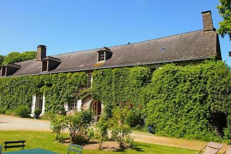Manoir de Pommery - Sixt-sur-Aff - Hospedaria