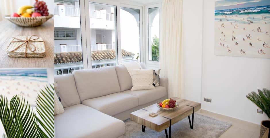 Luxury 1 Bedroom Apartment Close To Puerto Banus