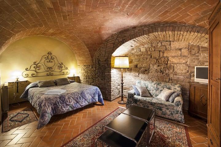 apartment 3 px San Gimignano WiFi free 7