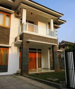 Great Double Room near Cilegon City - Kecamatan Purwakarta - Rumah