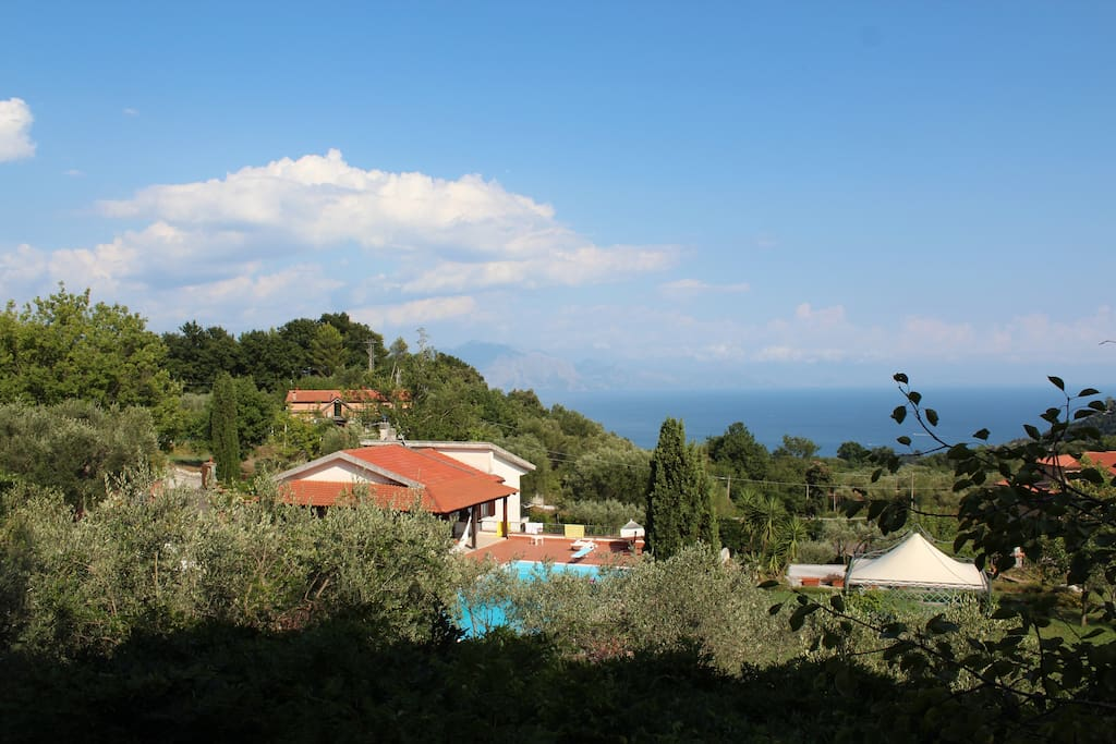 Panorama da belvedere