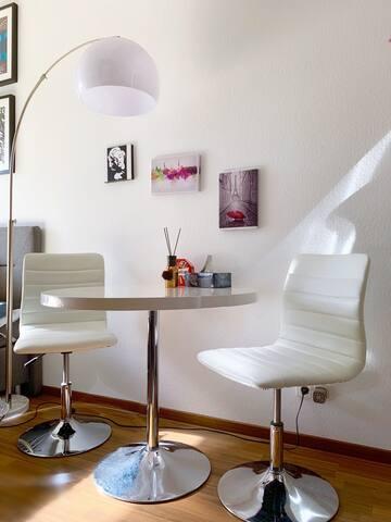Modern Studio Apartment near Hannover fairground