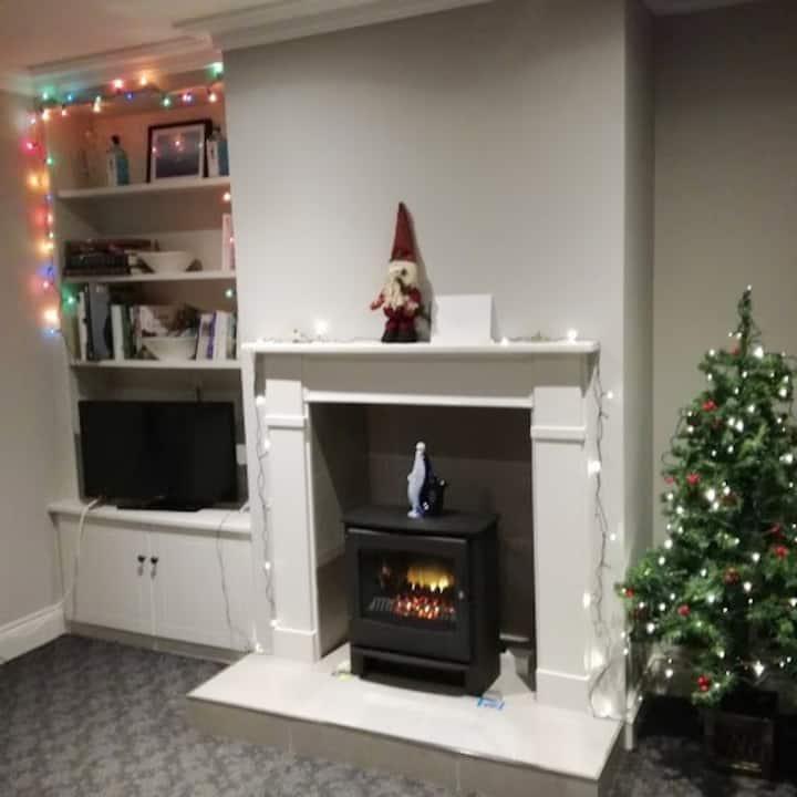 Rose Rock Cottage, Christmas Break