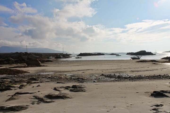 Very friendly, peacefull, chill out - Portnoo - Inap sarapan