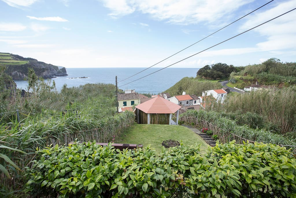 Garden and viewpoint