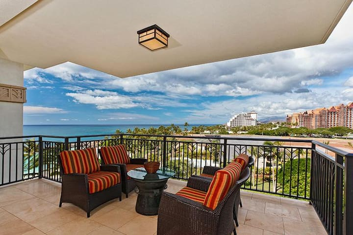 B-608, 2br/2ba Sunset Side, Ocean View - 6th Flr