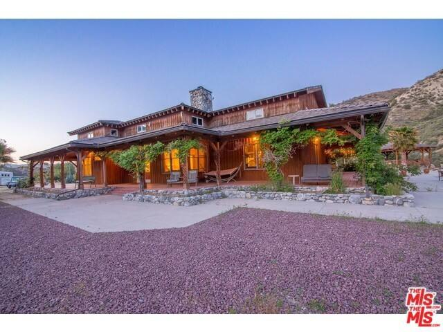 Luxury Ranch home with Horse facilities - Santa Clarita - House
